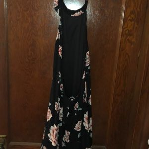 Lulu's Dresses - Floral dress